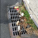 Catch basin needs cleaning
