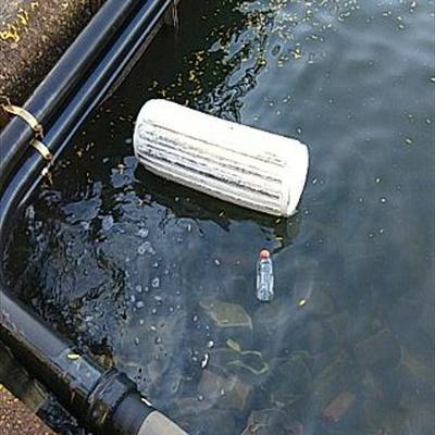 Trash near Vernon Boulevard & 30th Road, Hallets Cove Esplanade, Astoria, Queens, Queens County, New York, 11102, USA