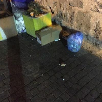 Trash near Şehreküstü Mahallesi, Bursa, Osmangazi, Bursa, Marmara Region, 16040, Turkey