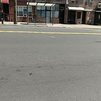 Trash near 18-35 27th Avenue, New York