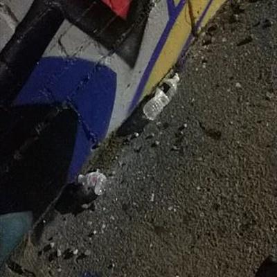 Trash near 14-14 Astoria Boulevard, New York
